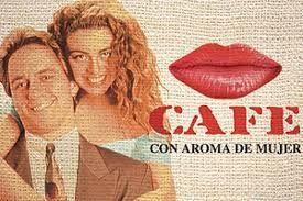 Resultado de imagen de CARTELES DE TELENOVELAS COLOR A CAFE