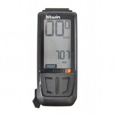 Bisiklet Sayacı, Home Trainer Bisiklet - Count 8 Kablosuz Bisiklet Sayacı B'TWIN - Bisiklet Aksesuarları