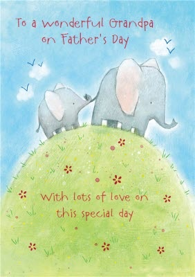 father's day card moonpig