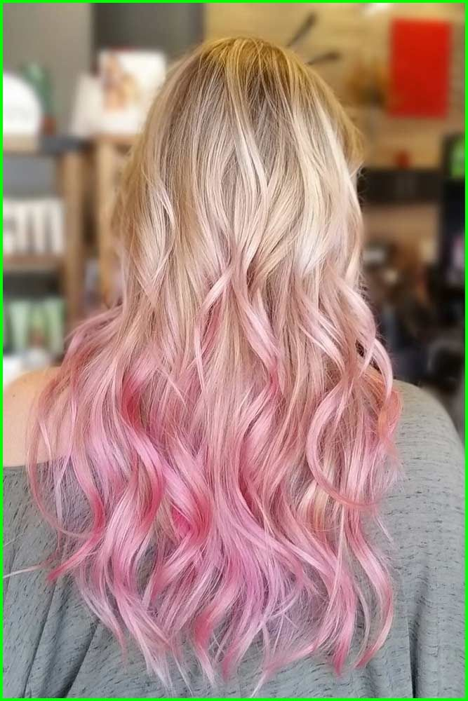 Pink Ombre Hair 8189 30 Majestic Ombre Fall Hair Colors Not To
