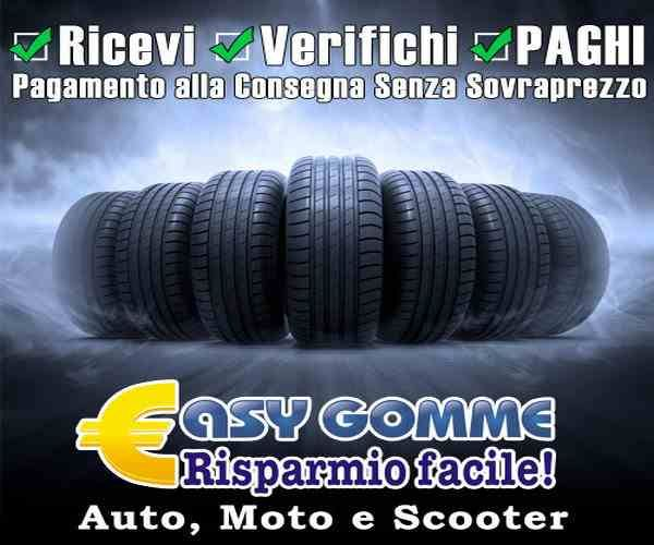Vendita Online Pneumatici Auto Moto Scooter Easygomme