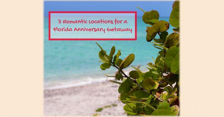 3 Romantic Anniversary Trips on Florida's Gulf Coast.