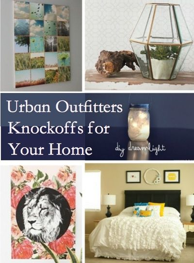 6 Urban Outfitters Knockoffs That Will Transform Your Home