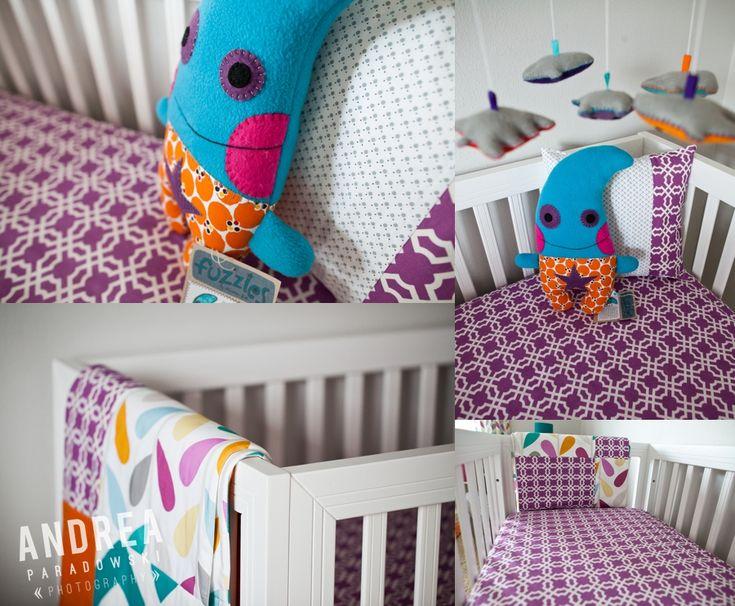 zoeu0027s cheerful monster nursery