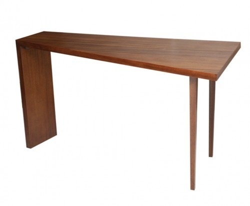 Custom Made Eames Era Vintage Retro 1960s Modular Style Small Area Desk by Eames Revival