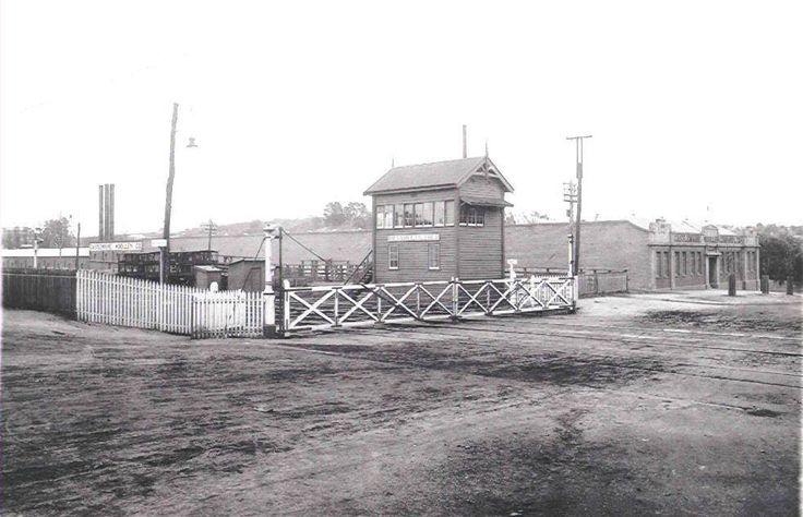 Castlemaine Australia B Box Foundry gates