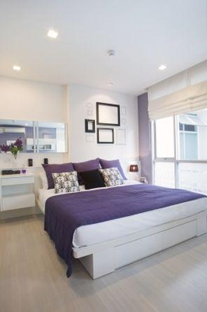 Purple Bedroom Pictures