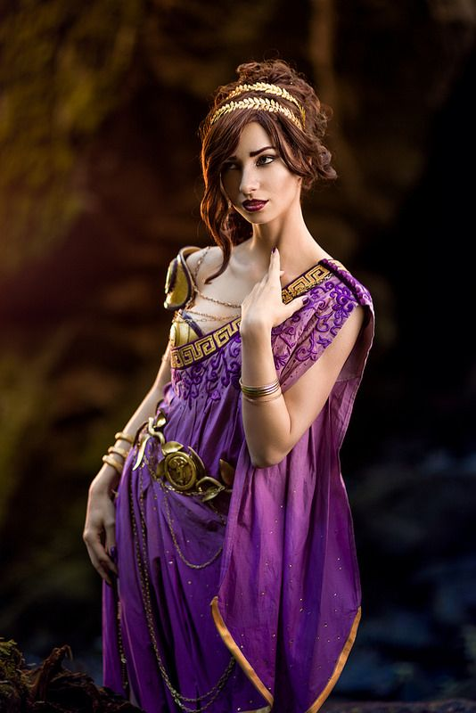 Megara, photo by Mikhail Davydov, Symphonia Cosplay