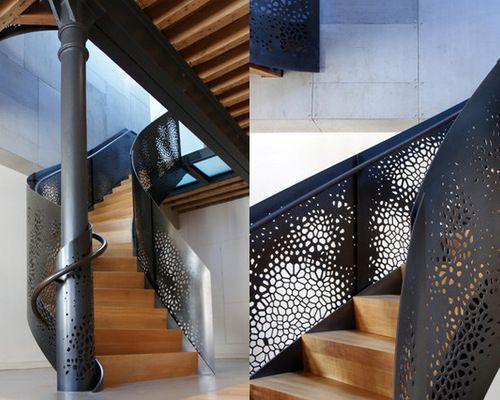 Best 28A1895A0D346332 2844 W500 H400 B0 P0 Modern Staircase 400 x 300