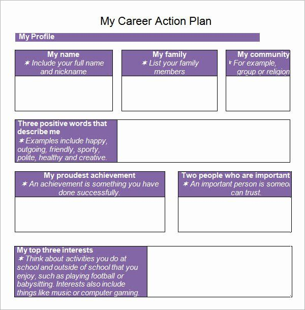 Action Planning Template Excel New Sample Action Plan Template 9 Free Documents In Pdf Action Plan Template Career Planning Business Plan Template Free