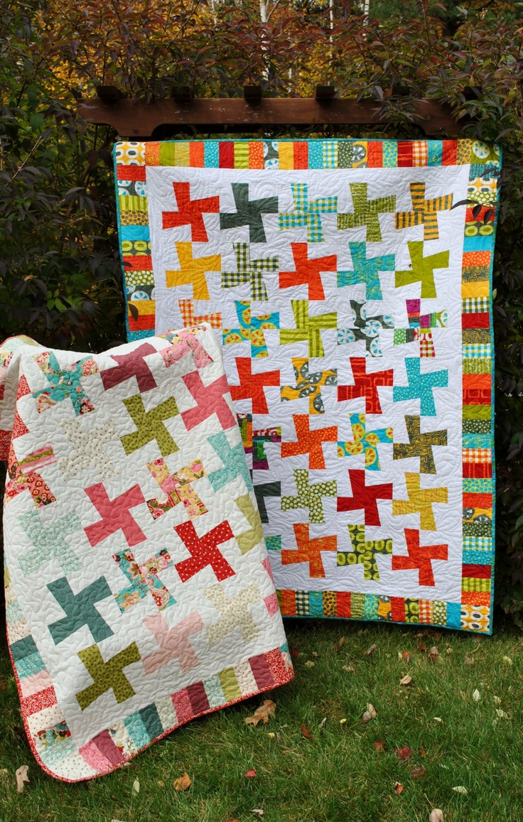 Layer Cake Quilt Moda : PDF quilt PATTERN five sizes from baby to king.... Layer ...