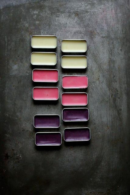 DIY: Homemade Lip Gloss...