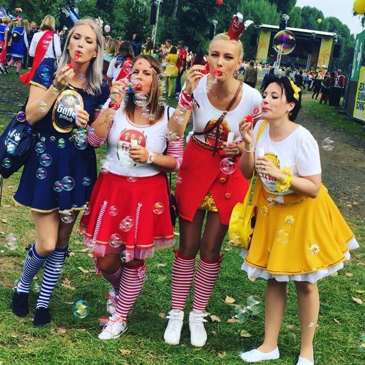 Gruppen Kostüme selber machen – die besten DIY Ideen 2019