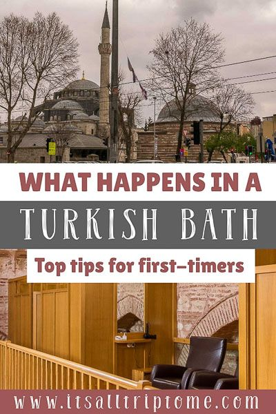 What happens in a Turkish bath? Top tips for first-timers