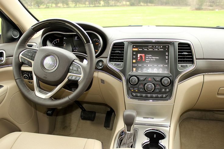 17 best ideas about grand cherokee overland on pinterest - 2017 jeep grand cherokee interior colors ...