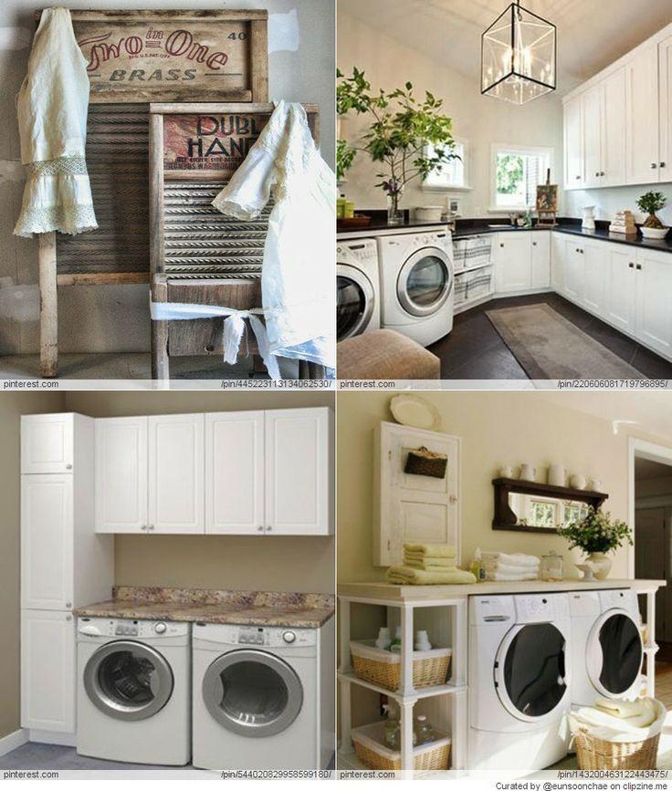 Pinterest Laundry Room Decor: Laundry Room Ideas
