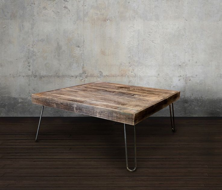 25 best ideas about square coffee tables on pinterest build a coffee table popular living. Black Bedroom Furniture Sets. Home Design Ideas