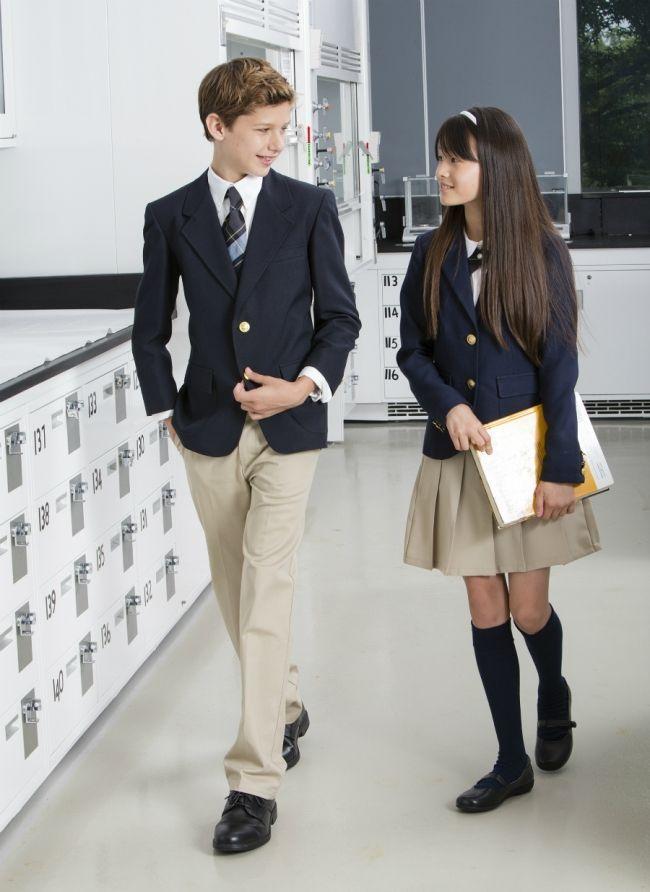 french toast � leaving class school uniform