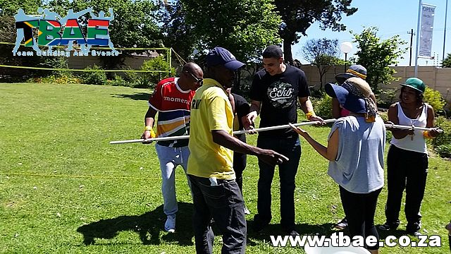 MMI Group Corporate Fun Day Team Building Cape Town