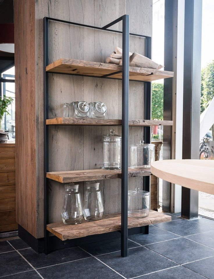 11 best stahlregal images on Pinterest Shelving, Furniture ideas