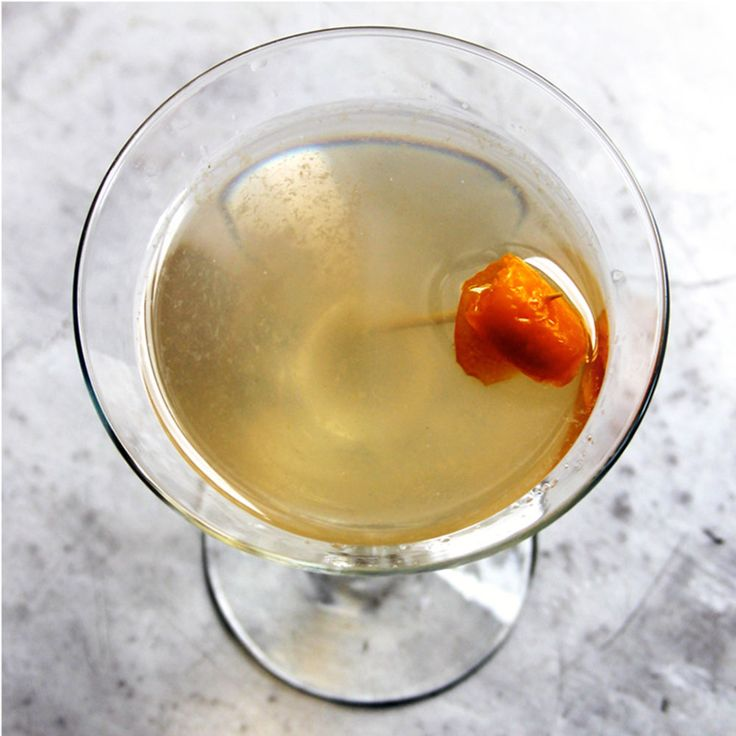 Cold-Weather Gin Cocktails