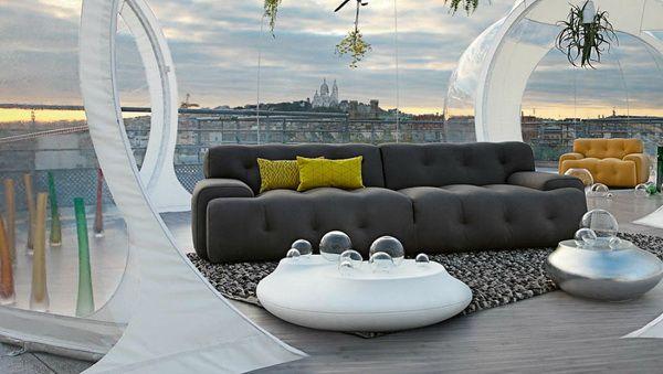 yeni moda Roche Bobois oturma grubu modelleri