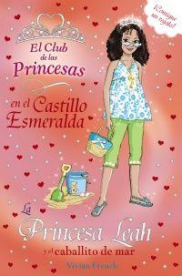 La princesa Leah está emocionadísima porque la reina Gwendoline ha organizado una excursión increíble: el hada Angora llevará a las princesas de la sala narciso al Mundo Marino Esmeralda. ¡Es un lugar maravilloso! Verán todo tipo de peces preciosos y conocerán al príncipe Romeo.