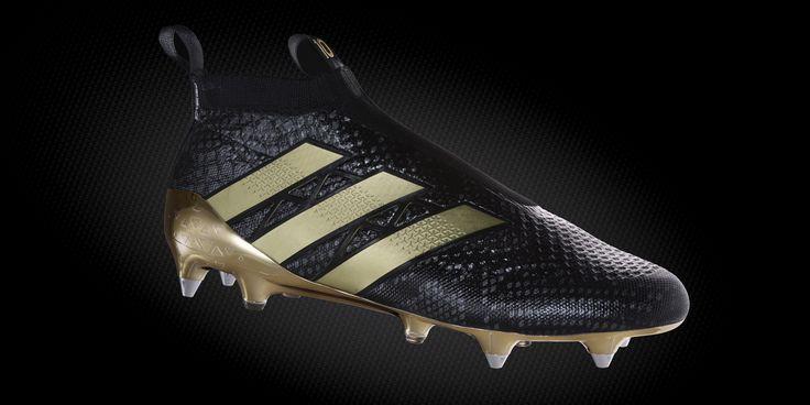 Adidas ACE 16+ PURECONTROL - Sowohl auf als auch neben dem Platz steht Paul Pogba für eine gehörige Portion Style und Extravaganz. Diese Mischung findet sich auch in der limitierten Auflage seiner Adidas ACE 16+ PURECONTROL wieder. #Pogba #Purecontrol #AdidasAce #Soccer #Boots #Fussball #Fussballschuhe #Adidas