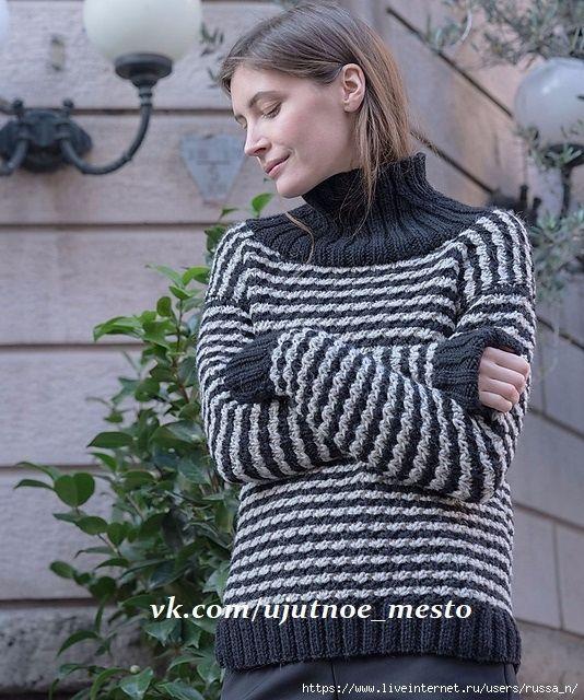 уютное место вязание вконтакте хочу связать Knitting