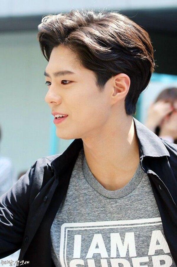 Koreanische Frisur männlich 2019 für asiatische Männer
