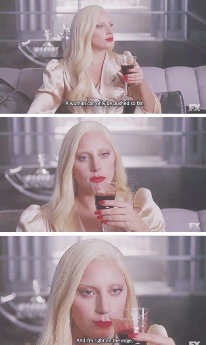 The Countess. American Horror Story Hotel Season 5 Episode 9