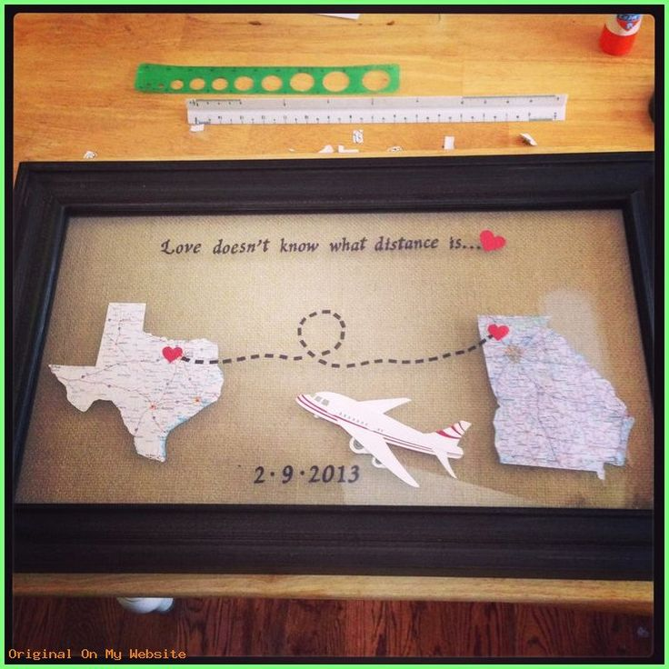 Photo of Gift Boyfriend Birthday: From Texas to Germany… Distance m…
