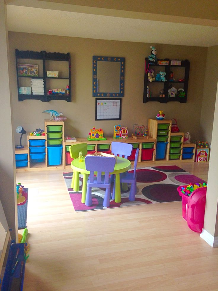 Home day care ideas