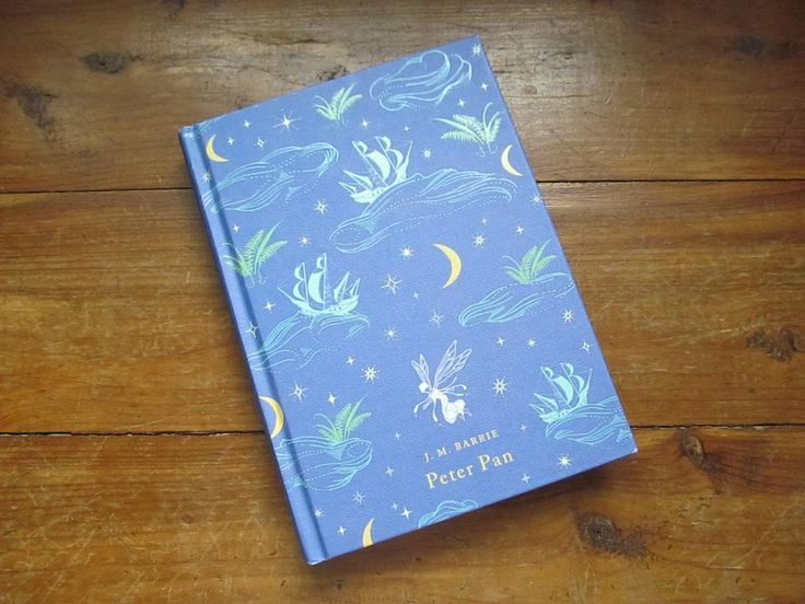 Peter Pan, J.M. Barrie. Puffin Classics Edition.