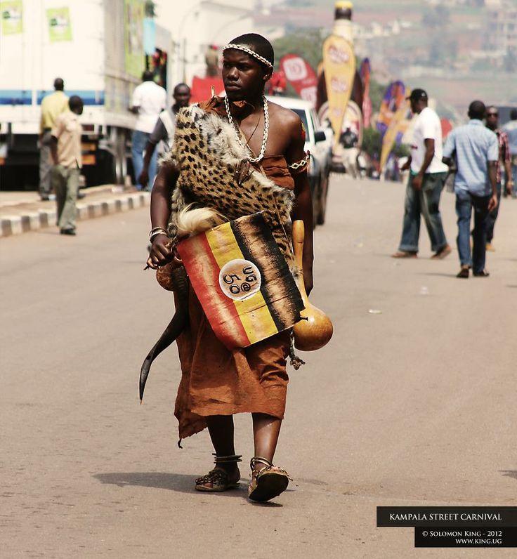 Baganda People, Uganda