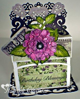 Heartfelt Creations | Majestic Birthday Treat Box