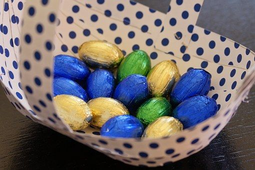 Paskalya Yumurtaları, Yumurta