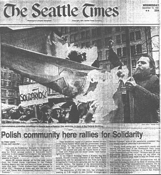 the history of the solidarity movement in poland Solidarność, the polish solidarity movement, a labor union founded on september 17, 1980 at the lenin shipyard in gdansk the movement, led by lech wałęsa, was the first trade union in a soviet union block state.