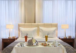 """Ce înseamnă confortul pentru turiști? Dar pentru hotelieri? Dar pentru furnizorii hotelierilor? """"Confortul este singurul care contează pentru oaspeții clienților noștri. Pornind de la canapele și până la cele mai sofisticate accesorii, designerii Mobexpert Horeca se străduiesc să aducă întotdeauna ceva nou, dar neapărat confortabil."""""""