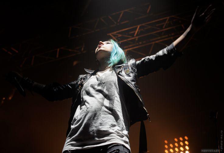 Фотоотчет с концерта Louna 07.02.2015