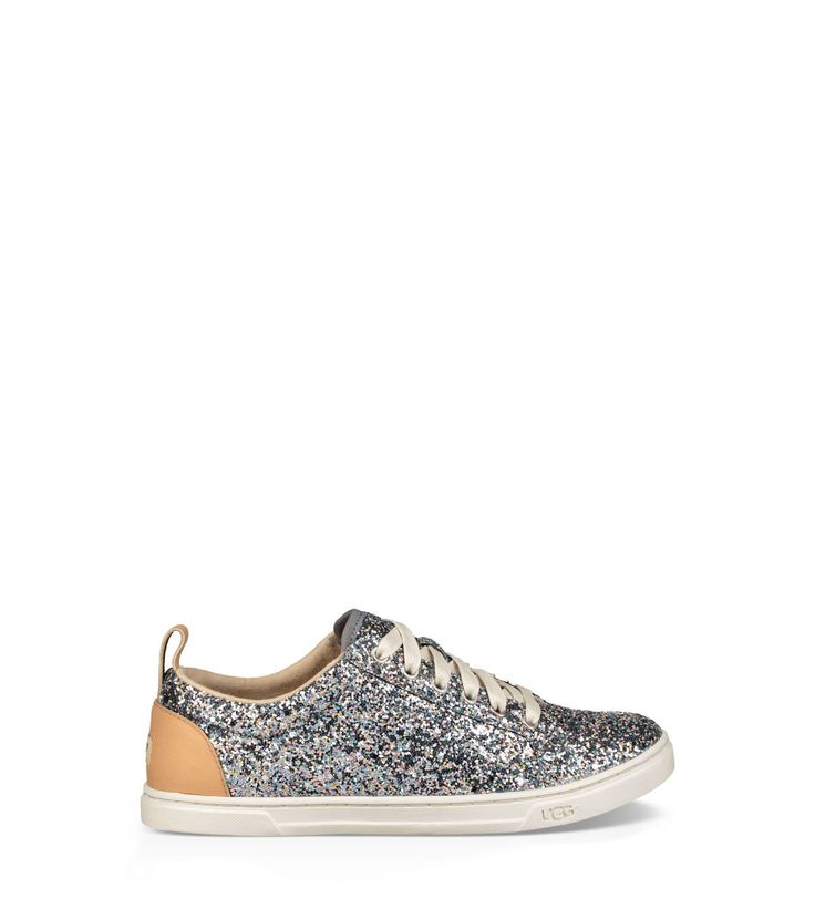 <h5>Available exclusively on UGG.COM and in UGG stores.</h5>Designed for the bold provocateur, this glamorous glitter sneaker adds a statement pop to any look.