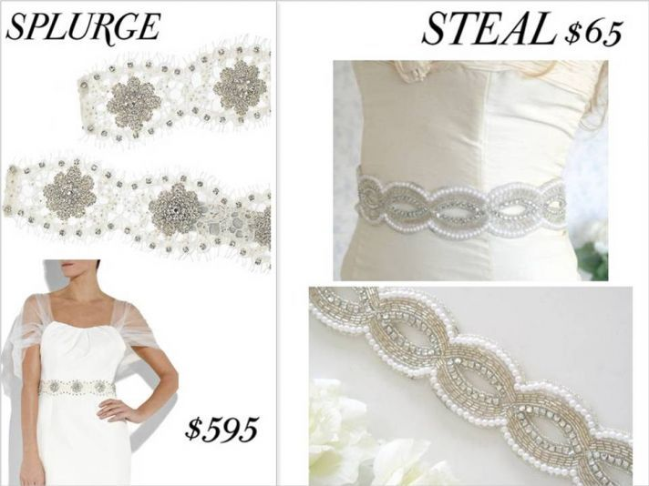 17 best images about dress to impress ready to wed on for Wedding dress accessories belt