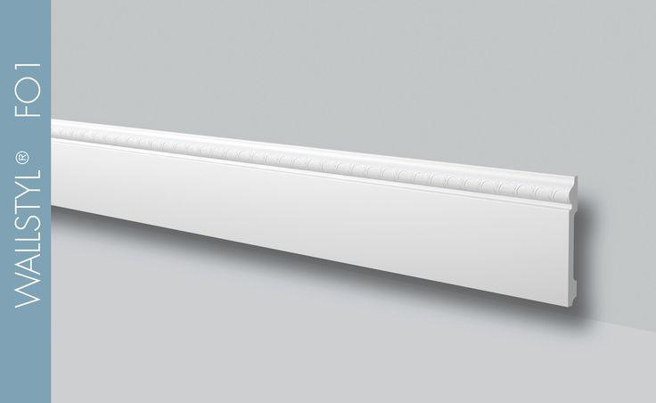 WALLSTYL® FO1 / H 120 mm W 15 mm