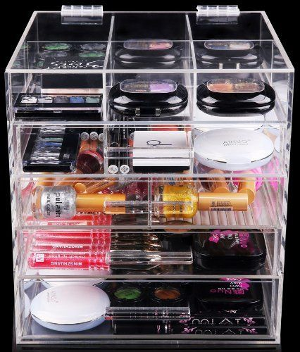 The 24 best images about Makeup Organization on Pinterest Make
