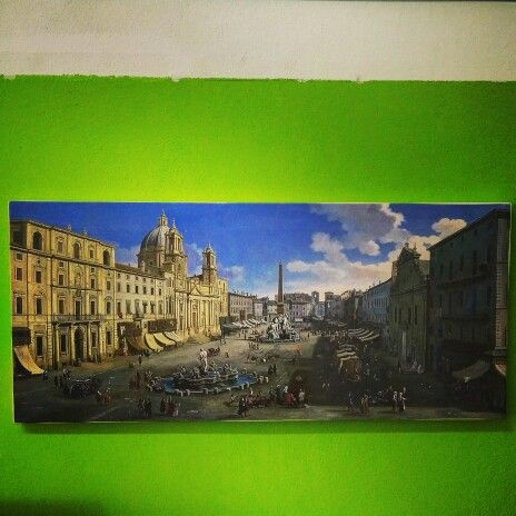 Tela pittorica Roma Antica (stampa canvas)  70x30cm  #plotter #customization #cool #canvas #tela  #instagood #me #smile #follow #cute #photooftheday #tbt #followme  #beautiful #happy #picoftheday #instadaily  #amazing  #fashion #igers #fun  #instalike #bestoftheday #smile #like4like #friends #instamood #rome #italy #roma
