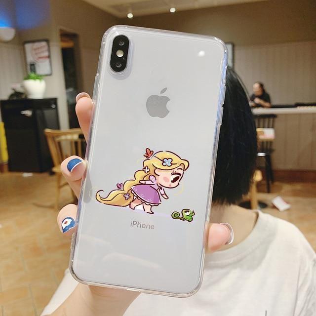 coque iphone 8 disney princess
