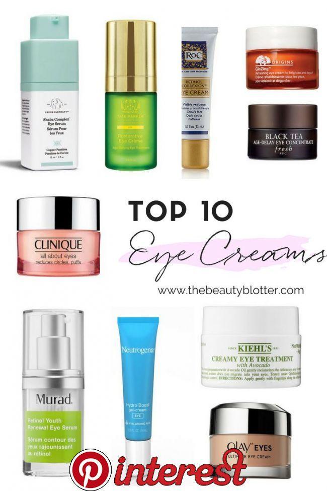 My Top 10 Favorite Eye Creams You Should Try Anti Aging Skin Products Anti Aging Eye Cream Skin Care