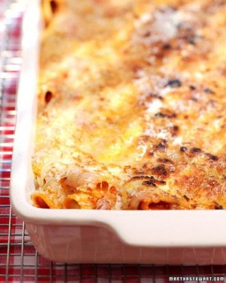 "See the ""Patsy's Rigatoni Sorrentino"" in our Baked Pasta Recipe..."