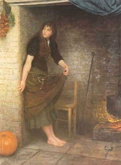 Cinderelas .... Em uma das histórias a moça vira empregada para fugir do assédio sexual do pai. Em outra a madrasta, tentando matar a enteada, joga uma de suas filhas na fogueira. Numa terceira, a madrasta deixa Cinderela sem comer. Há outra, registrada por Giambattista Basile (séc. XVII), em que o pai de Cinderela casa-se com uma mulher que a trata mal então, Cinderela assassina a madrasta.