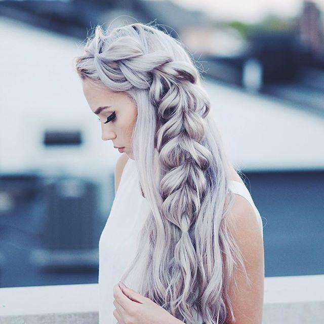 Muito lindo, o cabelo também minha produção que arraso ❤❤